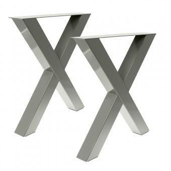 Tischgestell X 80/80