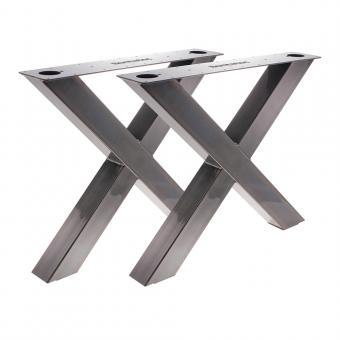Tischgestell X 100/100